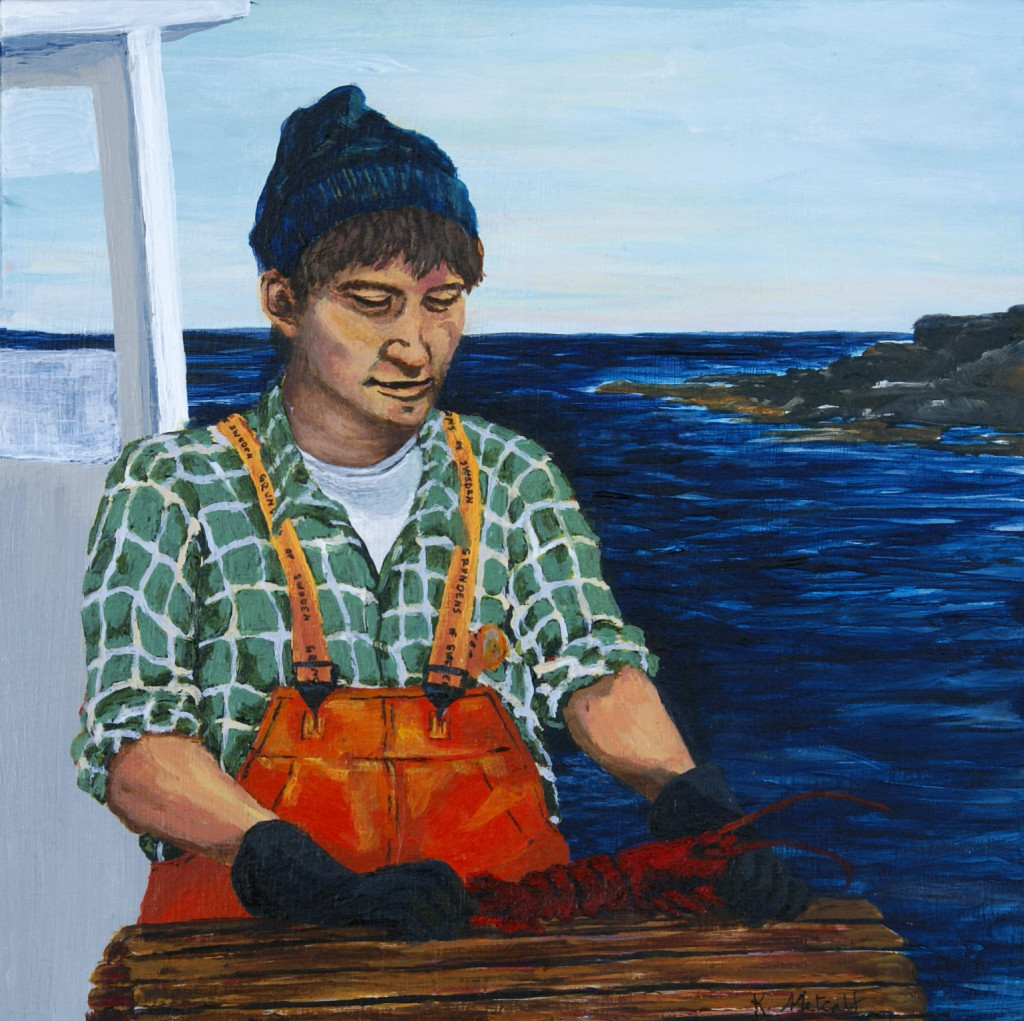 Acadian Lobsterman
