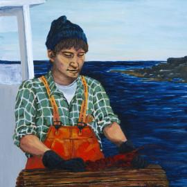 Acadian Lobsterman