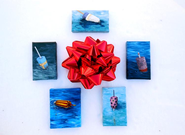Christmas Buoys 2